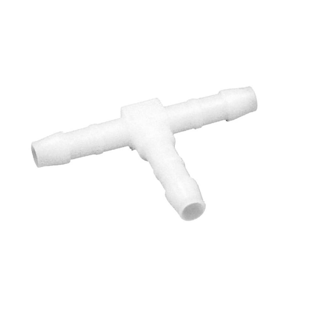 Ablakmosó rendszerhez T elosztó 4 mm-es csőre