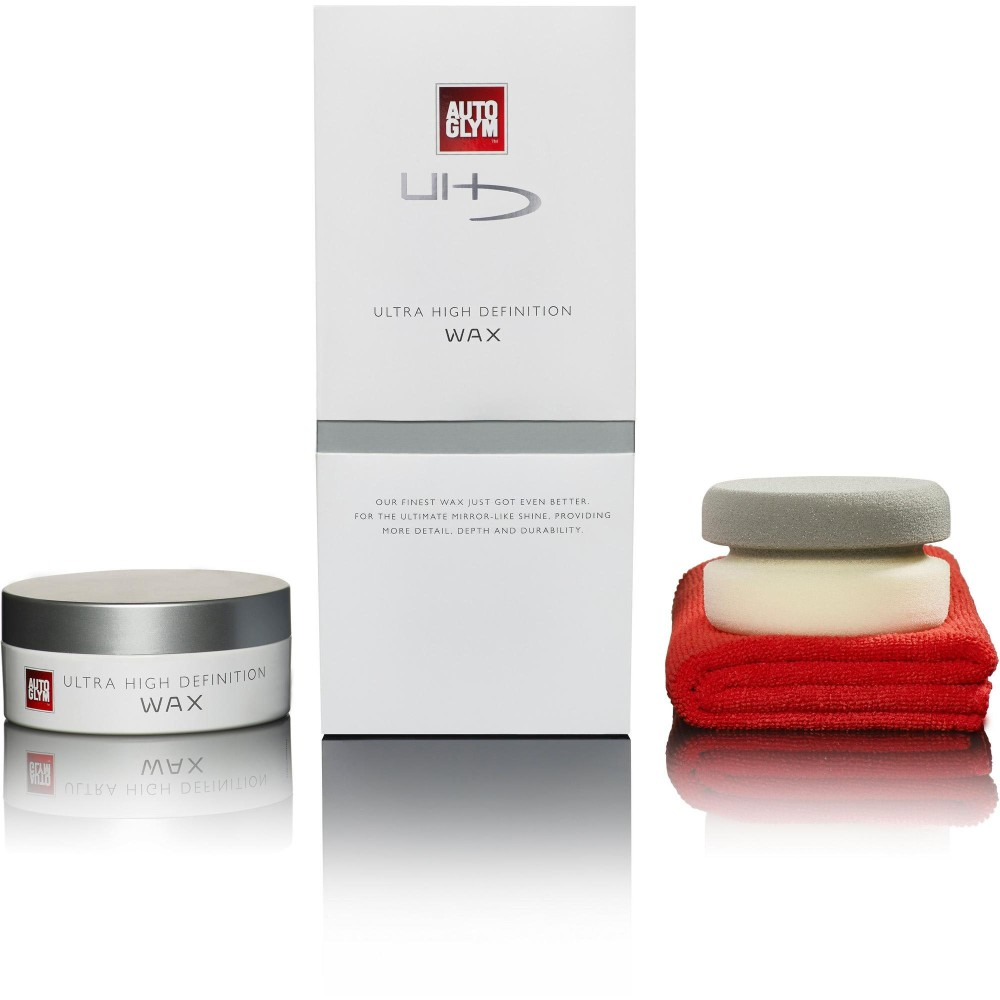 Autoglym Ultra High Definition Wax ( Luxus karnauba viasz)