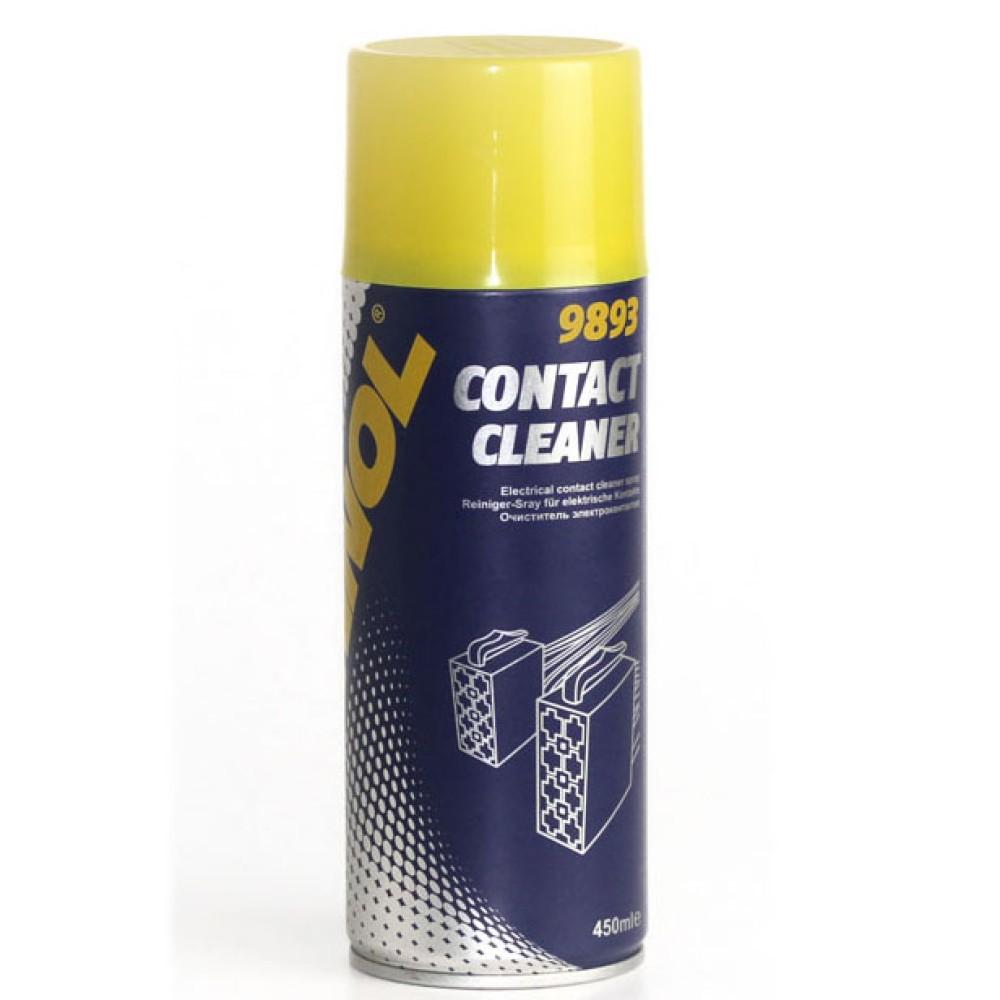 Kontakt tisztító spray 450 ml Mannol 9893