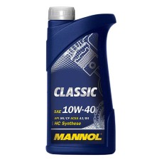 Motorolaj 10W-40 API SN / SM / CF Mannol Classic 1 liter