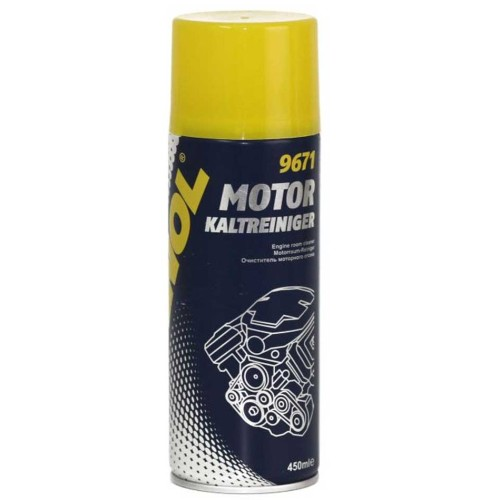 Motortisztító spray 450 ml Mannol 9671