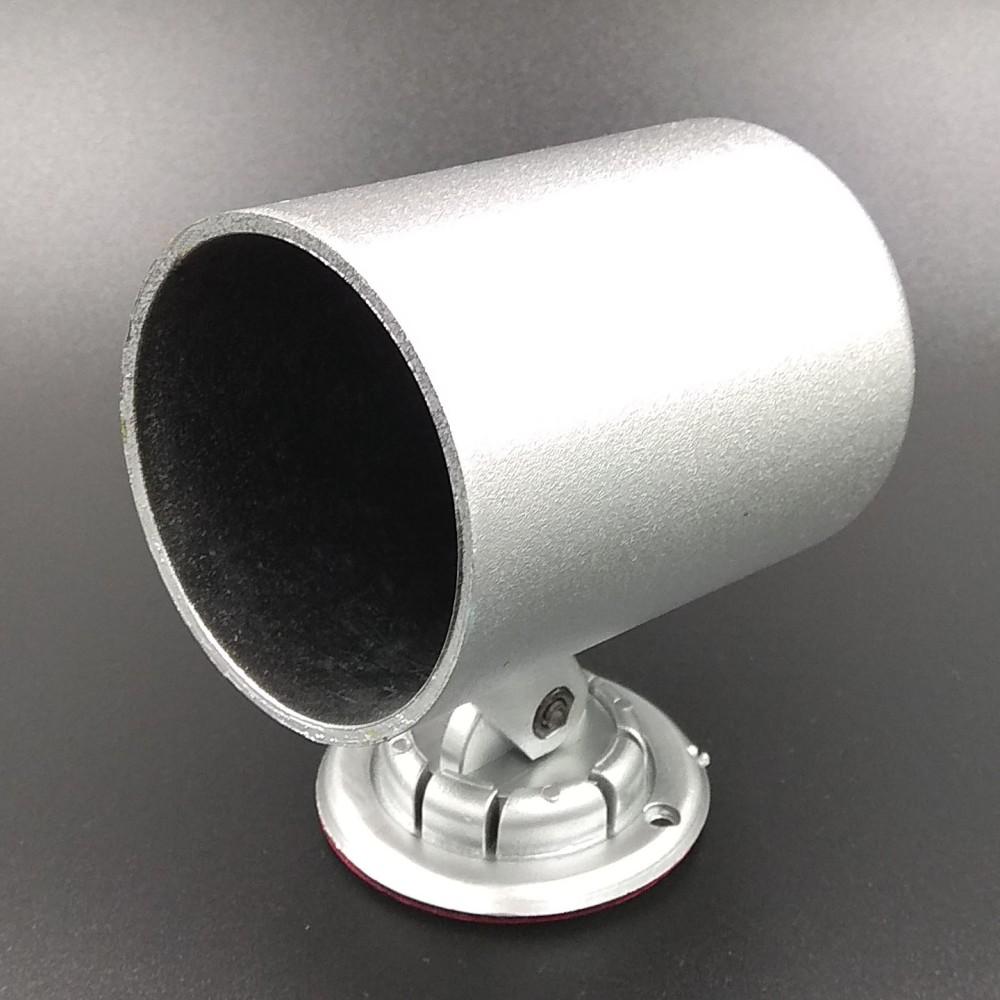 Műszertartó ház 52mm-es műszerhez 1-es ezüst MGB1/S(L)