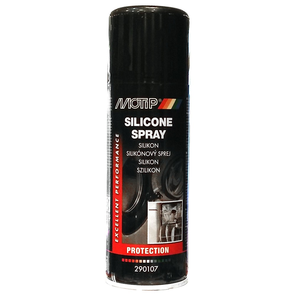 Szilikon spray 200 ml 290107