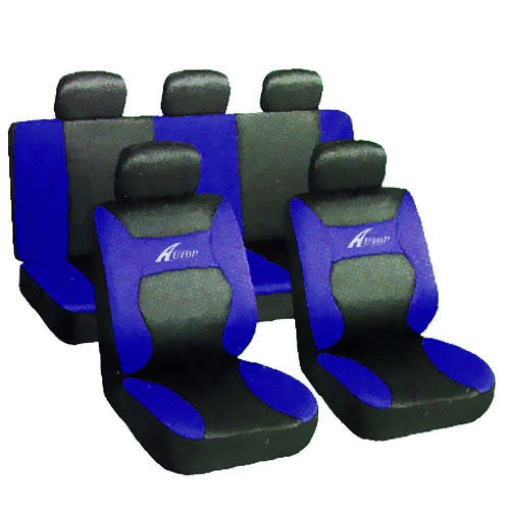 Üléshuzat univerzális  Young fekete-kék AG28458