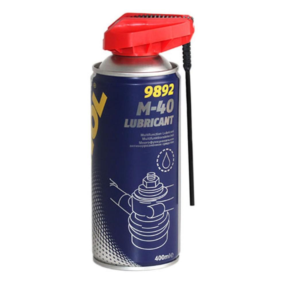 Univerzális kenőspray M-40 smart fejjel 400 ml Mannol 9892