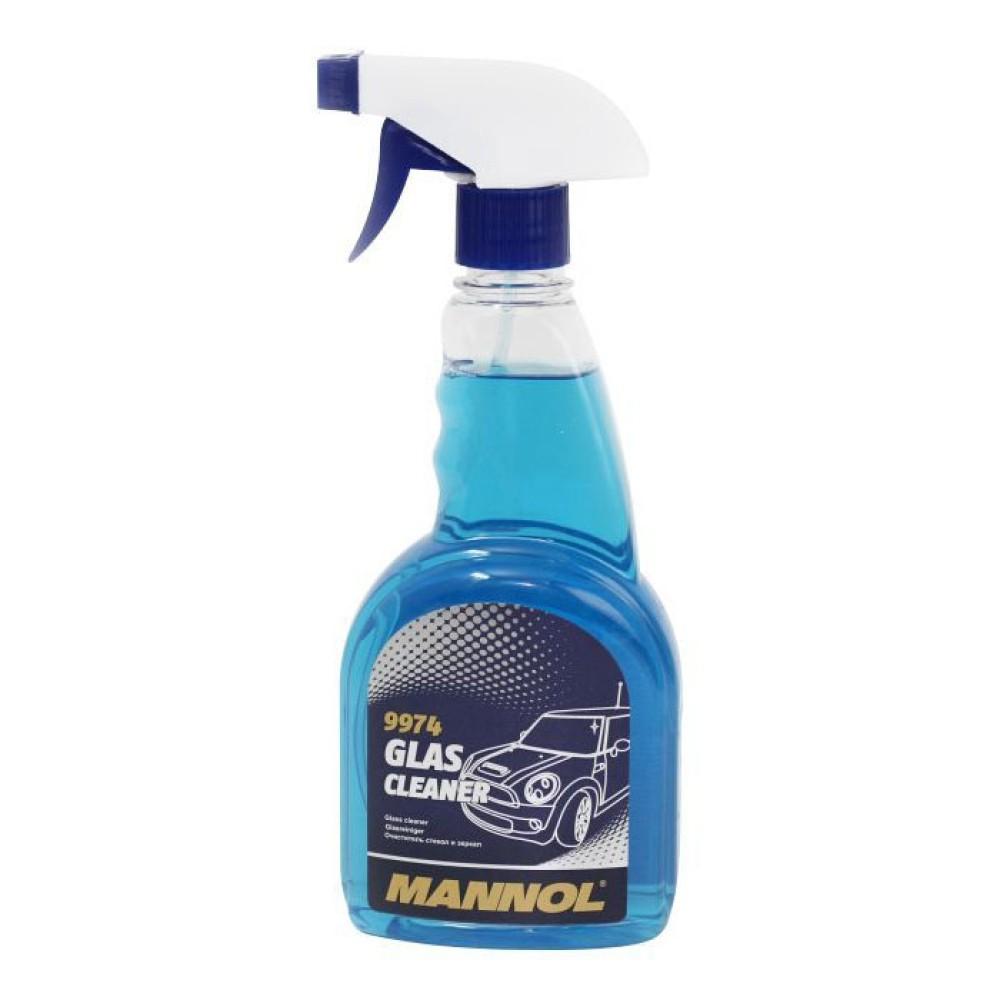 Üvegtisztító pumpás spray 500 ml Mannol 9974