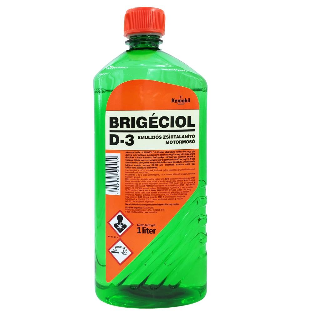 Brigéciol motortisztító D-3 1L