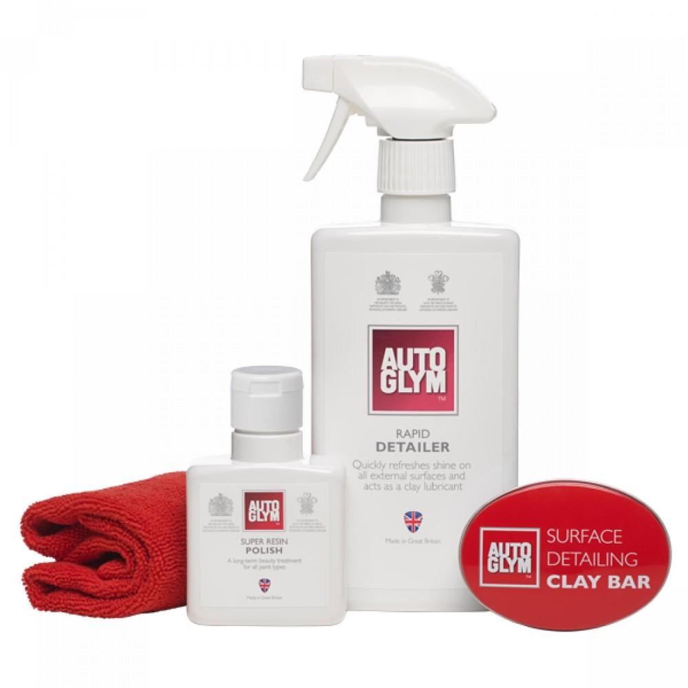 Autoglym Clay Detailing Kit (gyurma készlet)