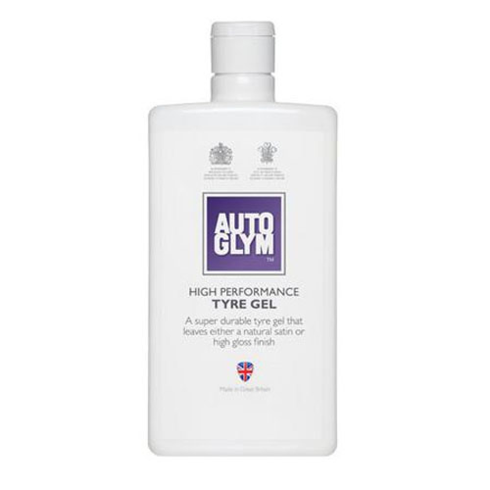 Autoglym High Performance Tyre Gel – Gumiabroncsápoló gél