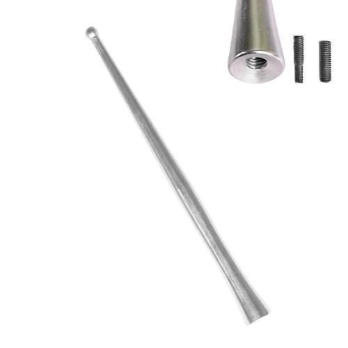 Antenna szár alu 16cm-es 5-6mm-es 15072