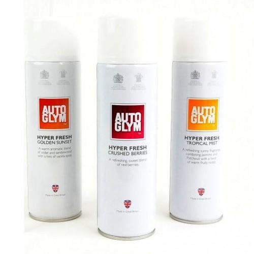 Autoglym Hyper Fresh Aerosol 450ml (illatosító)