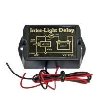 Belső világítás késleltető 12V 30mp 1527008