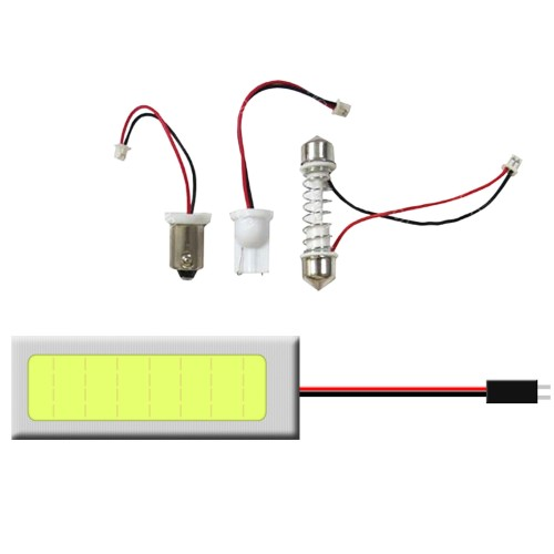 COB LED panel multi adapteres 36 SMD LA508A/36