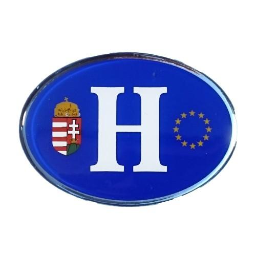 Európa Uniós Magyarország műgyantás matrica