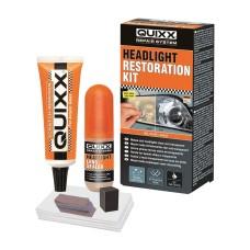 Fényszóró felújító készlet védőbevonattal QUIXX 10142