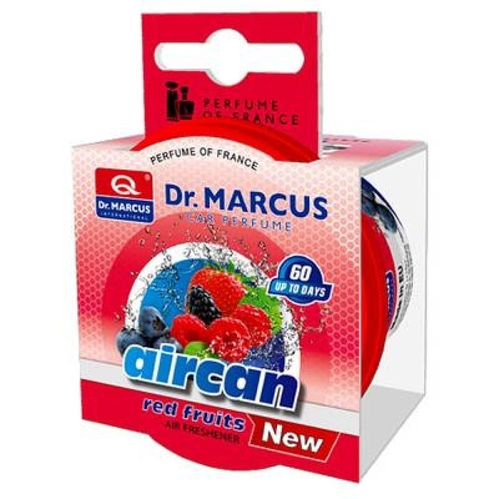 Illatosító Dr. Marcus aircan red fruits 40g