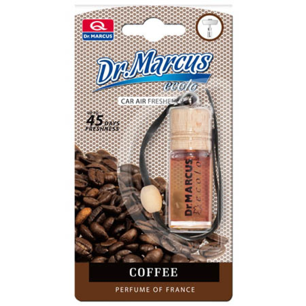 Illatosító Dr. Marcus Ecolo Coffee 4,5ml (kávé illat)