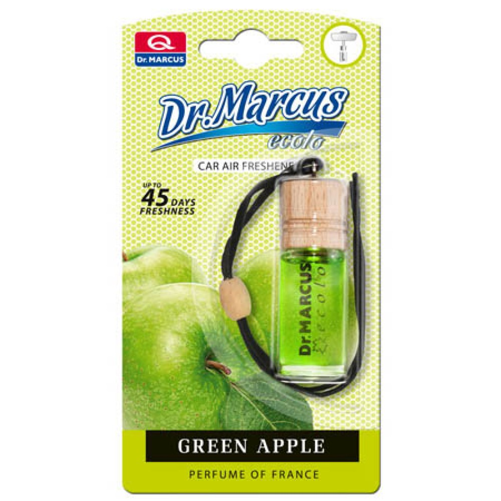 Illatosító Dr. Marcus Ecolo Green Apple 4,5ml (zöldalma illat)