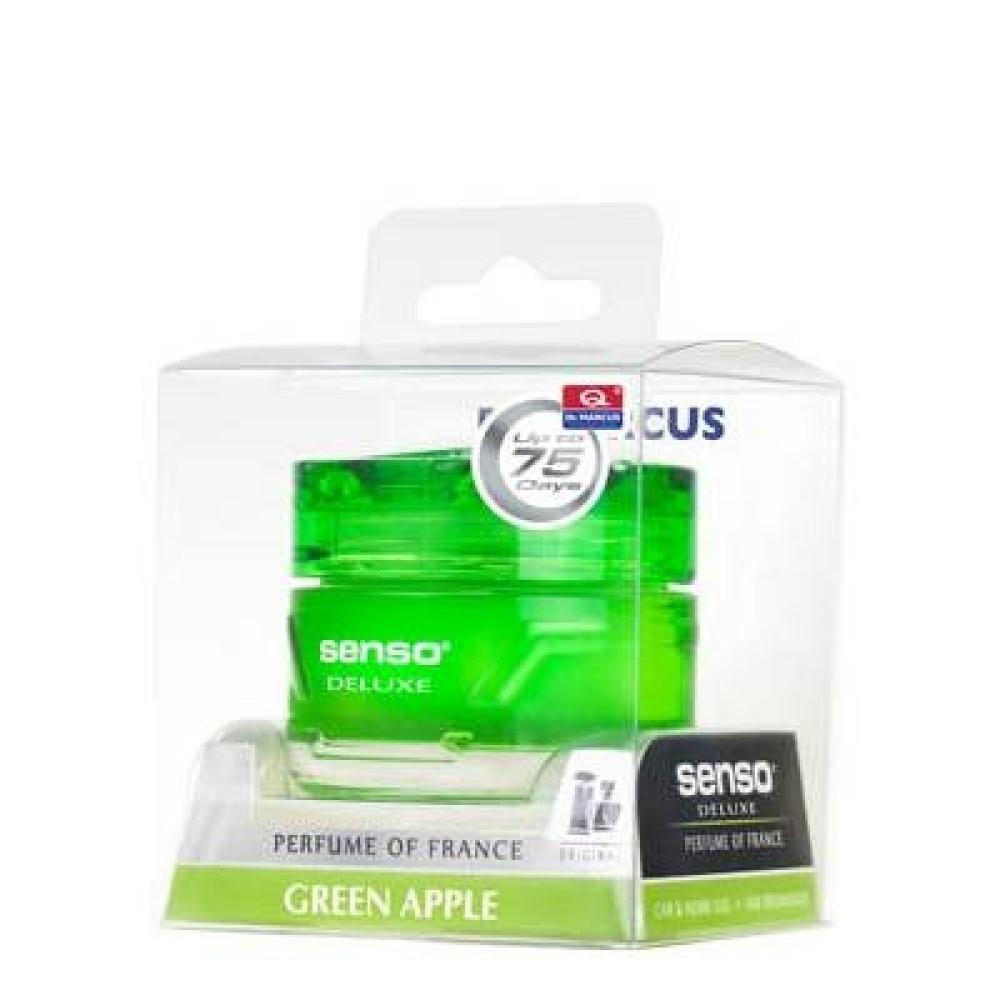 Illatosító Dr. Marcus Senso Deluxe Green Apple 50ml