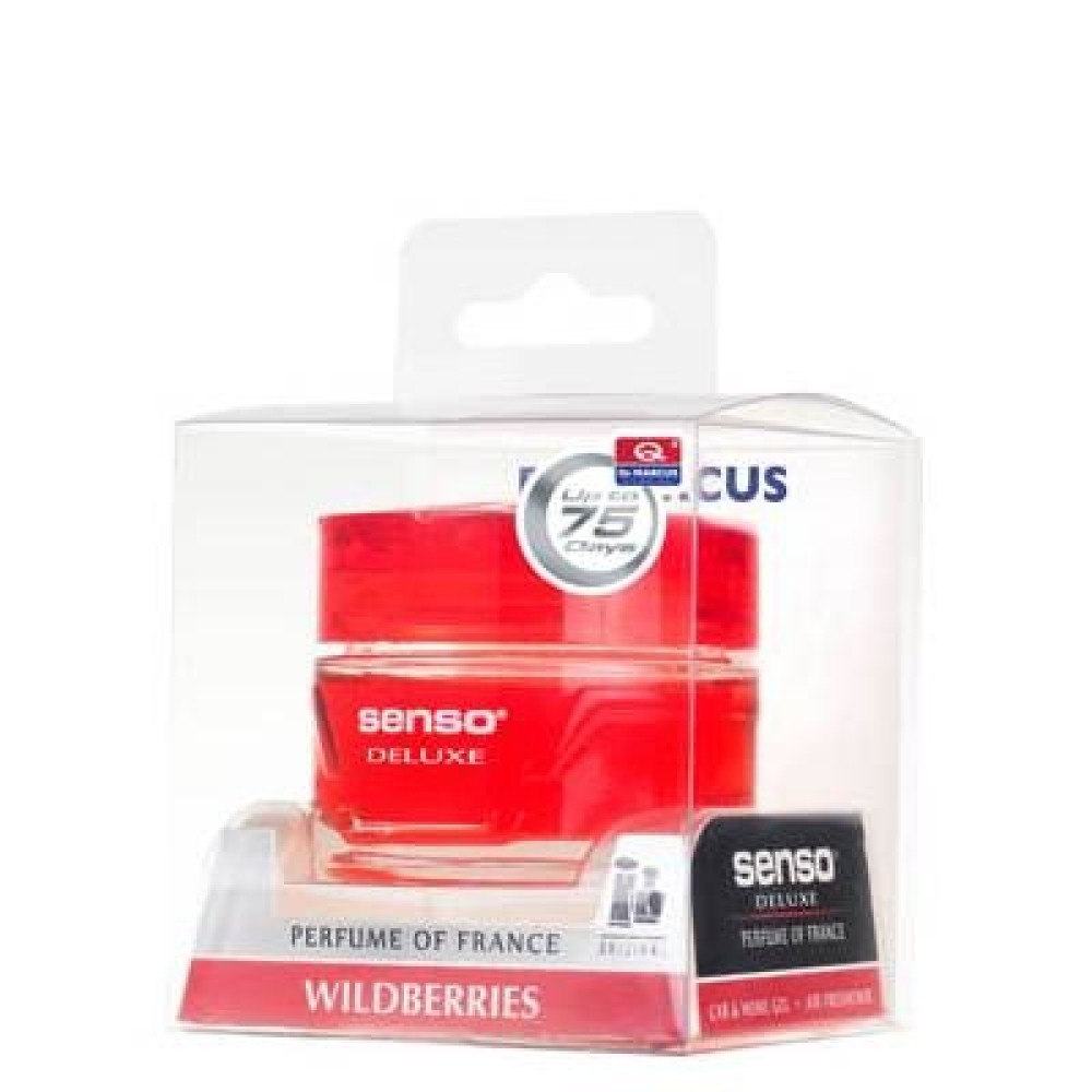 Illatosító Dr. Marcus Senso Deluxe Wildberries 50ml