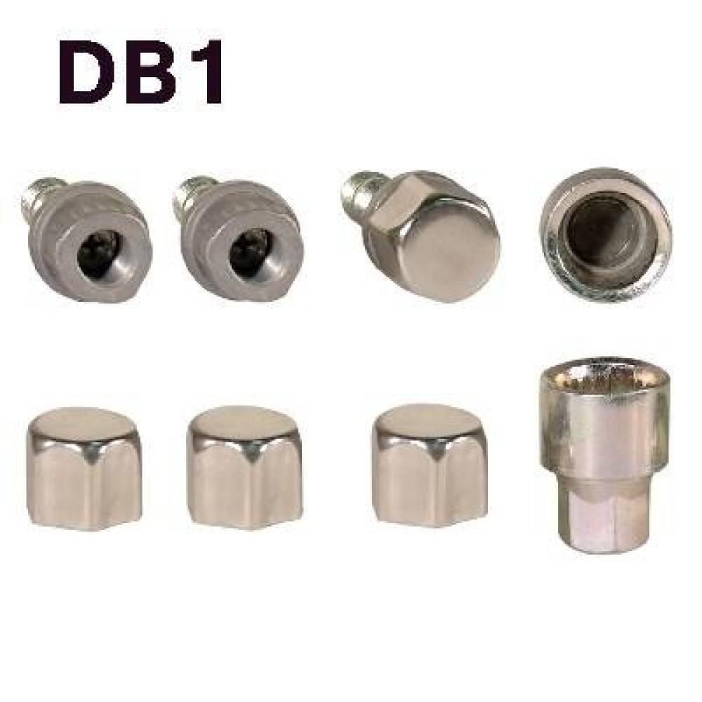 Kerékőr DB1 12*1, 25 olasz locket-farad pl.Suzuki