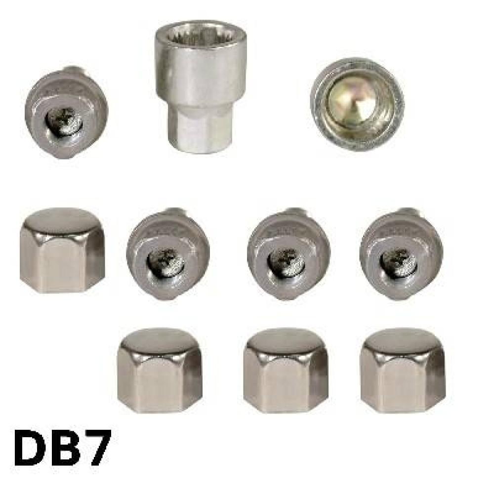 Kerékőr DB7  olasz locket-farad
