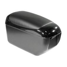Könyöklő univerzális  pohártartós fekete 12cm 48008