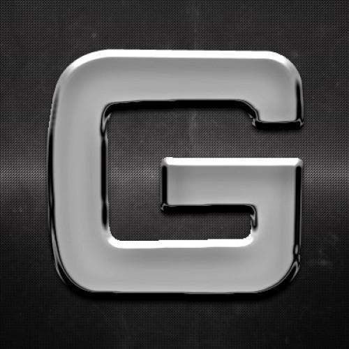 Krómozott betű G 27x27mm 20107