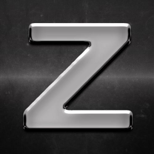 Krómozott betű Z 27x27mm 20126
