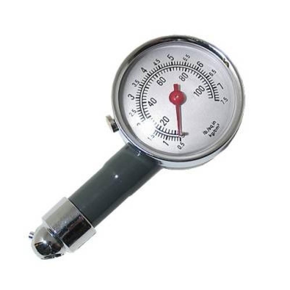 Légnyomásmérő fémházas 0,5-7,5BAR AM4380
