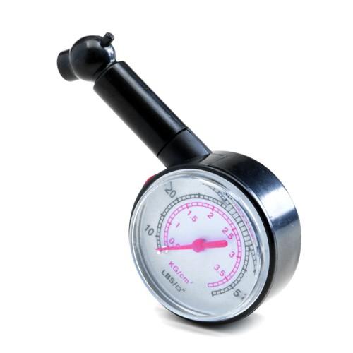Légnyomásmérő műanyagházas 0,5 - 5 Bar-ig 18550