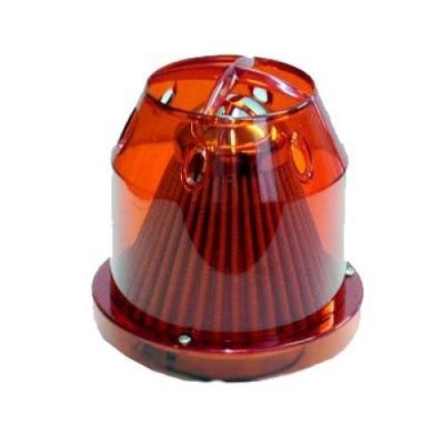 Levegőszűrő sport MT2503R piros