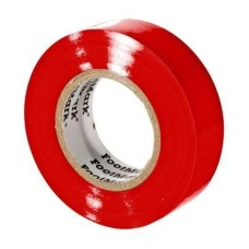 Szigetelőszalag 20m piros SS220