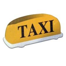 TAXI lámpa, sárga, mágneses tetőre 12V FL-WS1201