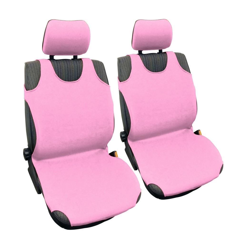 Trikóhuzat bolyhos pamut rózsaszín (pink)