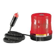 Villogófény piros 12V stroboszkópos WL01R 100x90x108